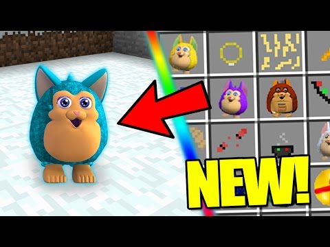 Minecraft TATTLETAIL MOD  SUMMON YOUR OWN ADORABLE BABY TATTETAIL Minecraft