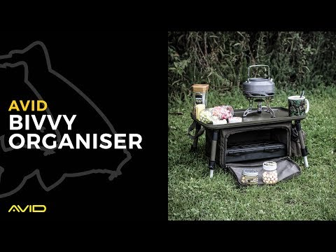 AVID CARP- Bivvy Organiser