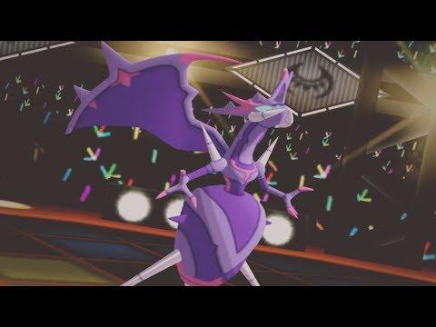 Pokemon Ultra Sun and Ultra Moon Wi-Fi Battle: Naganadel is Broken! (1080p)