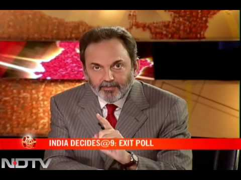 NDTV Exit Poll: UPA leads with 216 seats, NDA lags behind