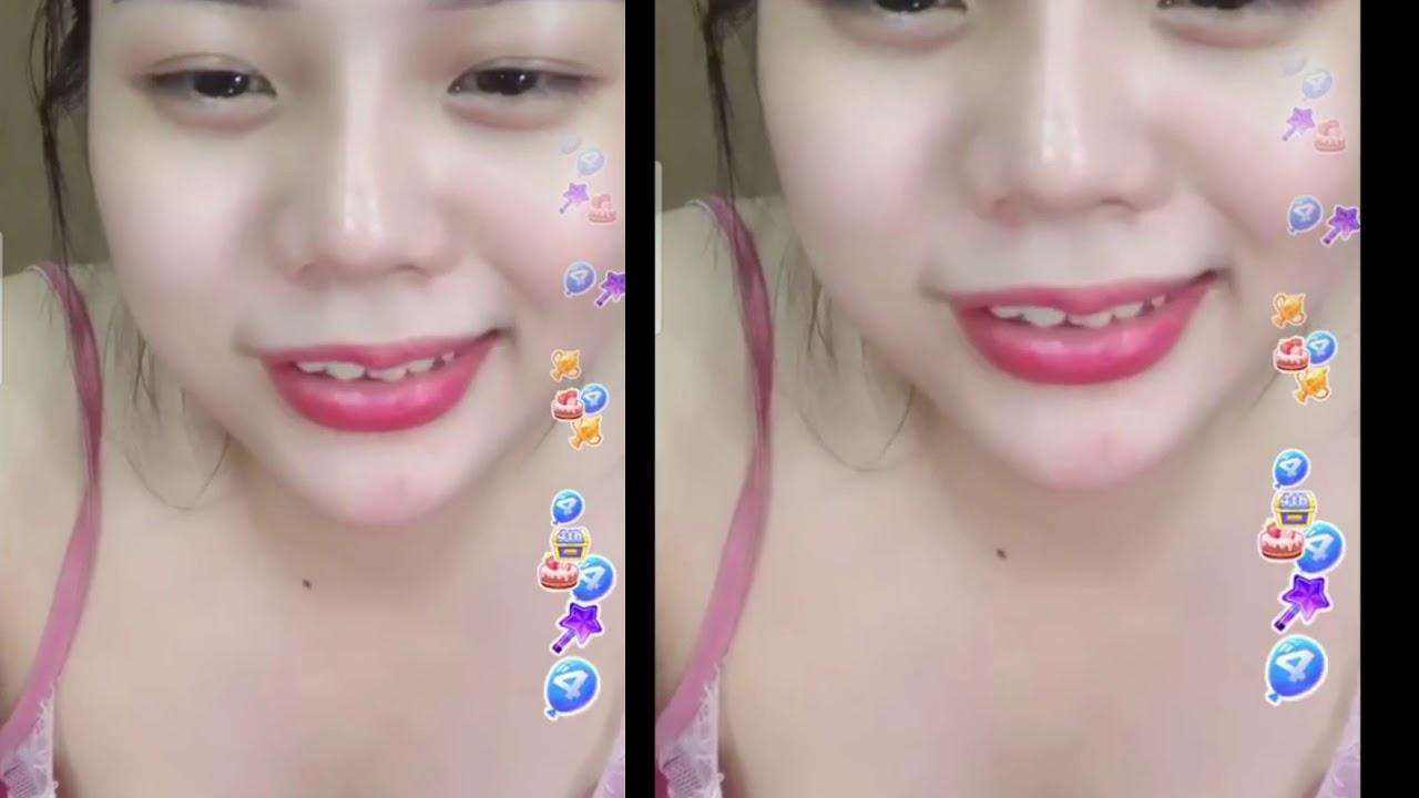 Bigo live Em tên Trang lộ hàng-bigo show
