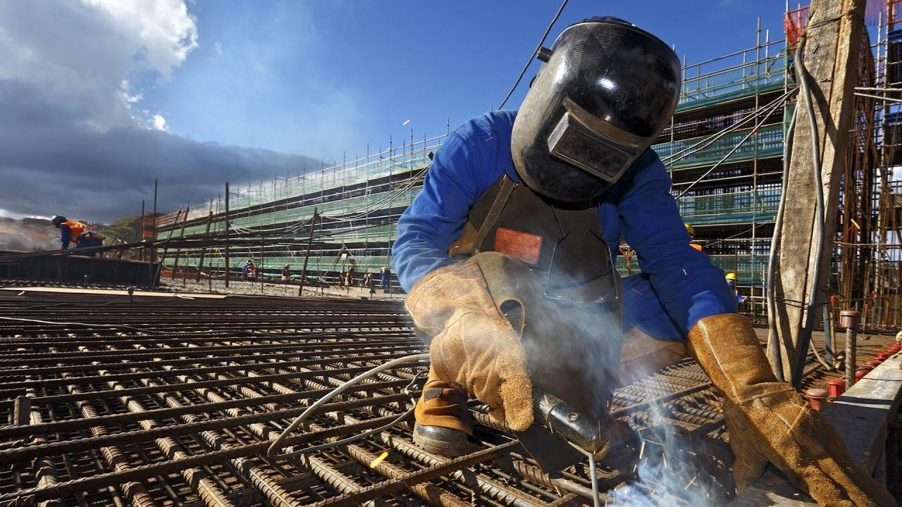 Building Construction Jobs : How to weld with dewitt godfrey welding youtube