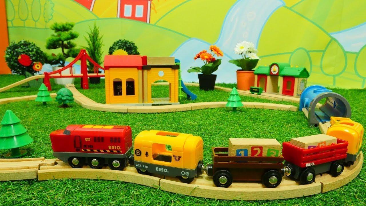 Download Spielzeug aus Holz - Brio Toys - 5 Episoden am Stück