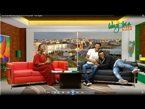 TRAVIS GREENE AND STEVE CROWN SPEAKS ON CHALLENGES OF BEING IN MUSIC - HELLO NIGERIA