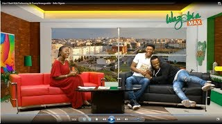 TRAVIS GREENE AND STEVE CROWN SPEAKS ON CHALLENGES OF BEING IN MUSIC - HELLO NIGERIA