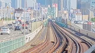 北大阪急行9000系ポールスターⅡ 千里中央行き メトロ西中島南方到着