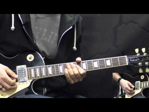 Freddie King - San-Ho-Zay - Blues Guitar Lesson (w/Tabs)