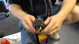 powerease 1500psi pressure washer w adjustable tips overview