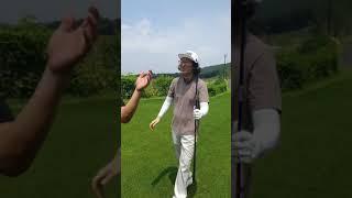 골프왕 김경진!! 제대로 날려버림 #골프 #골프스윙 #…