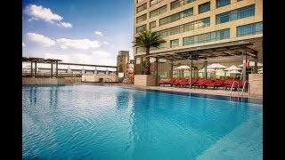 Swissotel Al Ghurair Hotel Dubai فندق سويس اوتيل الغرير دبي 5 نجوم