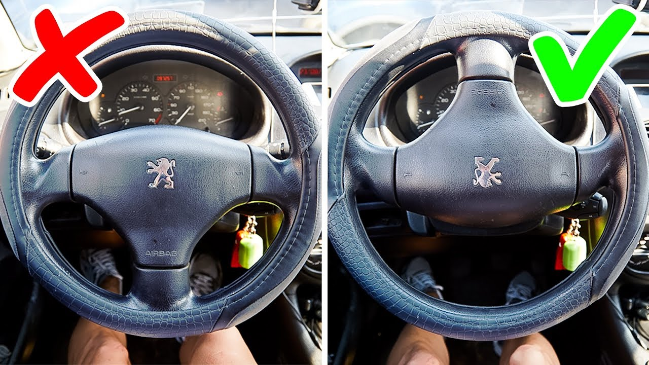 16 driving hacks from