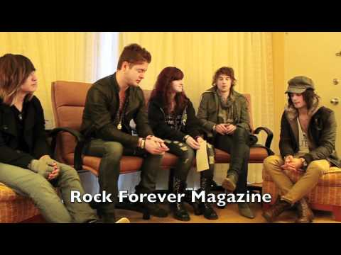 Hot Chelle Rae Interview with Rock Forever Magazine