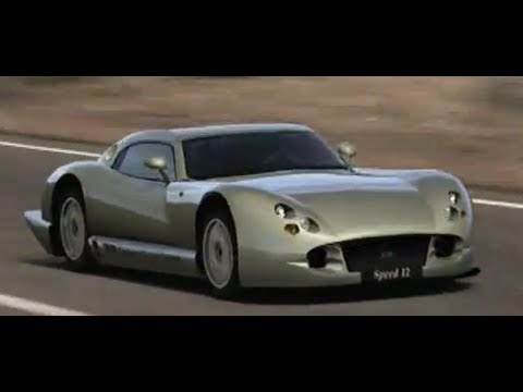 GT5】 TVR サーブラウ スピード ...