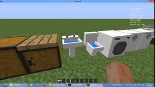 Обзор модов в майнкрафт 1.5.2:jummy Furniture Mod!№1