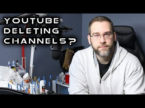 YouTube to Delete Channels if Not Making Money?