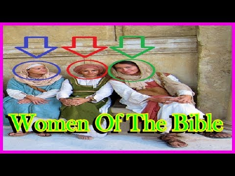 BIBLE QUIZ About The WOMEN Of The BIBLE