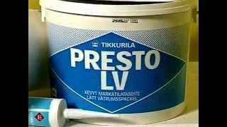 Как покрасить ванную комнату. Тikkurila(Окраска помещений с повышенной влажностью Каталог продукции Тиккурила: http://domkraski.com/shop/ru/5_tikkurila., 2014-06-26T01:11:22.000Z)