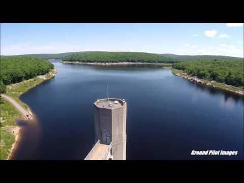 Francis E. Walter Dam in White Haven, PA