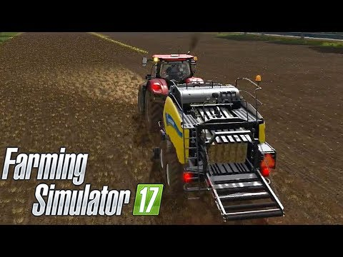 LA NUOVA IMBALLATRICE#27 - FARMING SIMULATOR 17 SÜDHEMMERN GAMEPLAY ITA