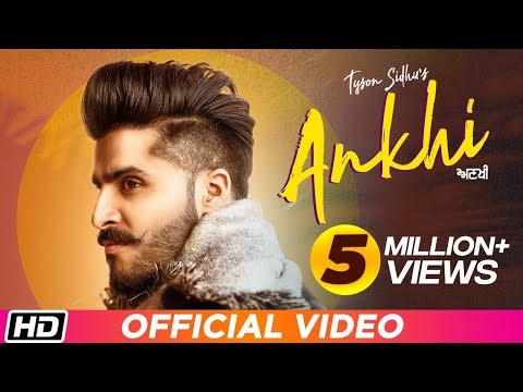 ANKHI : Tyson Sidhu Feat. Kru172 | Times Music | Latest Punjabi Song 2019