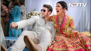 Priyanka Chopra Marries Nick Jonas In Jodhpur