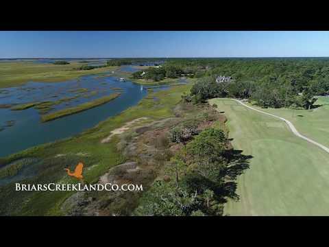 Briar's Creek Aerials