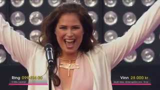 Molly Pettersson Hammar - Something right - Sommarkrysset (TV4)
