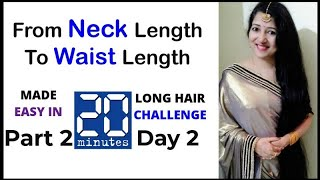30 Days Challenge Grow your hair Faster Thicker 7 Longer Food For EXTREME HAIR GROWTH Hair