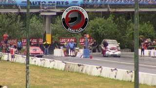 2016 Langley Loafers Old Time Drags Part 8 (AA/Gas eliminations Round 1)