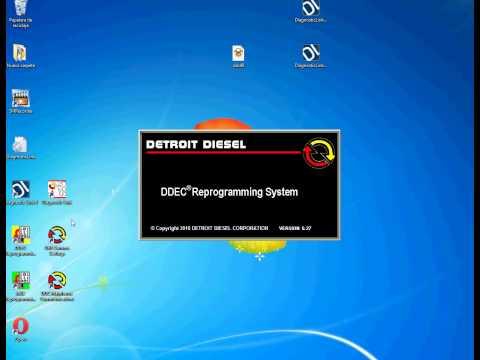 Detroit Diesel Diagnostic Link 8.00 (dddl 8.00 / 6.50)