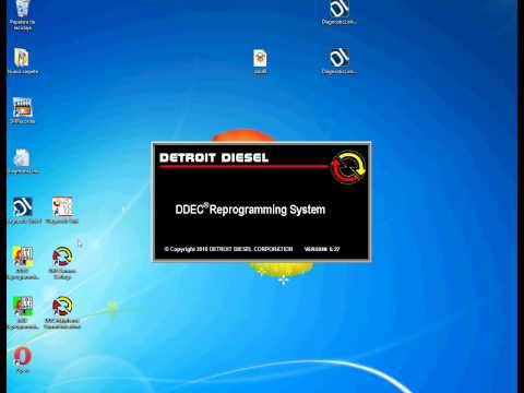 Detroit Diesel Diagnostic Link 8.00 (dddl 8.00 / 6.50)