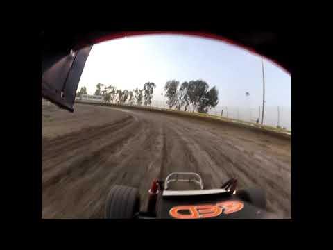 Lemoore Raceway 9/7/19 Jr Sprint Heat Ty GoPro