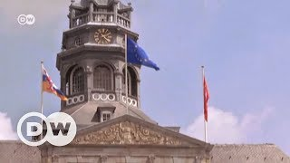 Maastricht: AB'nin doğum yeri - DW Türkçe