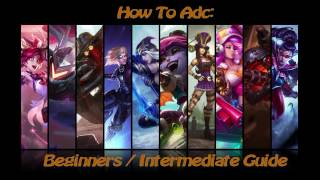 How To: ADC Guide   Beginner / Intermediate