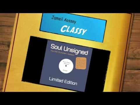 MC - Jameil Aossey - Classy feat Charles Lane