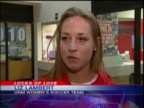 Soccer Player Lambert Donates To Cancer Patients