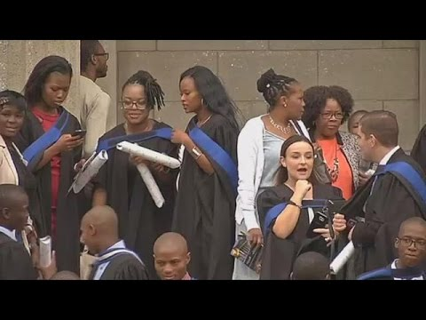 South Africa's unemployment crisis cripples prospects for young graduates
