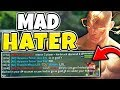 YIKES! I GOT FLAMED FOR SMURFING IN GOLD | DESTROYING A HATER | #17 - League of Legends