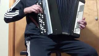 Верила, Верила, Верю (Believed, Believed, Believe) - Баян (Accordion)