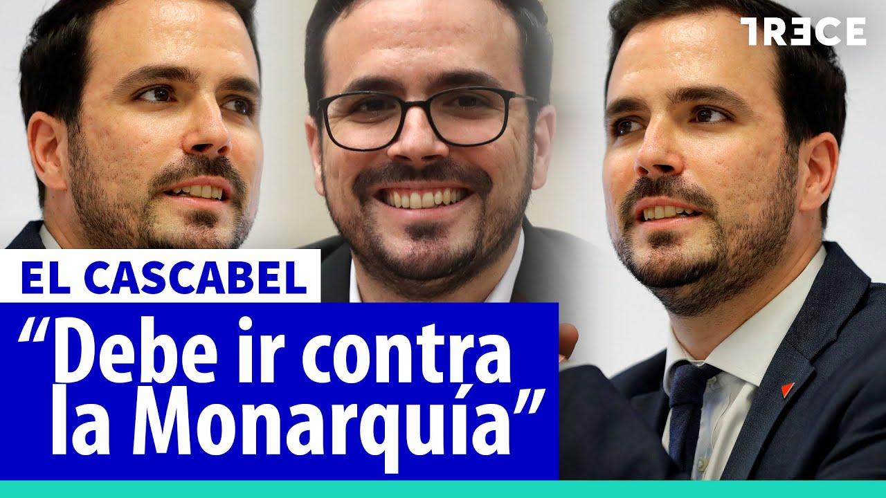 """""""Garzón es un chico al que le han hecho el regalo de ser ministro"""""""