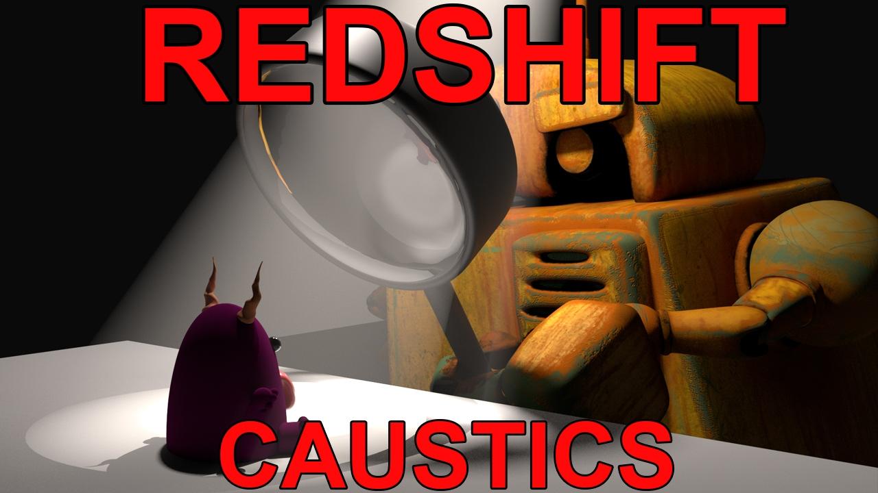 Redshift Caustics – 2uts