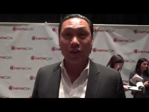 CinemaCon 2012: Jon M. Chu interview