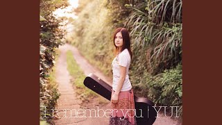Good-bye days (YUI Acoustic Version)