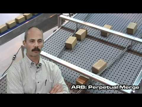 Intralox ARB Technology, the Perpetual Merge (Part 2 of 6)