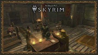 TES 5: Skyrim - Свадьба с Камиллой Валерией