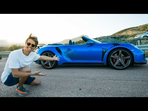A PORSCHE 991 TURBO WITH 100K OF TOPCAR MODS! | VLOG 341