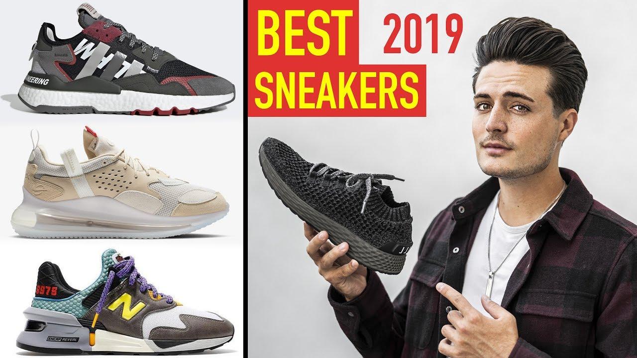 best sneakers for men 2019