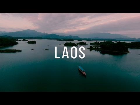 Laos Drone Footage