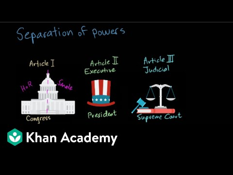 The US Constitution | Period 3: 1754-1800 | AP US History | Khan Academy