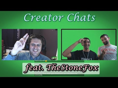 Creator Chat #2 Interviewing StoneFox (Creator of the VR Toolkit)